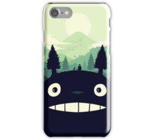 totoro 1 iPhone Case/Skin