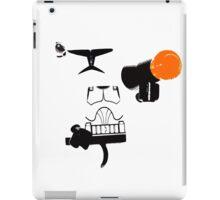 stormtrooper whiteout! iPad Case/Skin