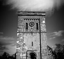 Etton Church (III) by Neil Cameron