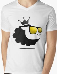 Sheep Shades Series (Original) Mens V-Neck T-Shirt