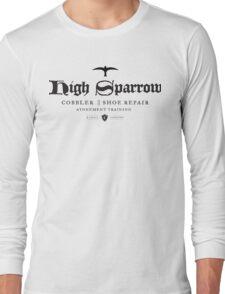 High Sparrow Cobbler Long Sleeve T-Shirt