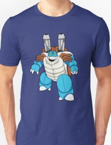 Blastoise Robot T-Shirt