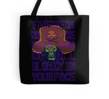 Hot Winds of Hell Tote Bag