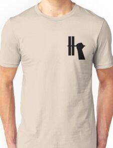 WORKOUT BAR - BLACK 2  Unisex T-Shirt