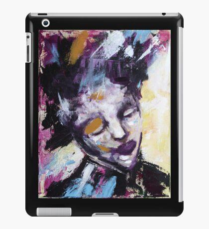 Quietly Intense iPad Case/Skin