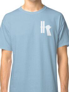 WORKOUT BAR - WHITE 2  Classic T-Shirt