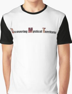 Discovering Mystical Territories 2 Graphic T-Shirt