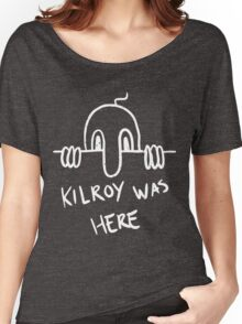 Kilroy Women's Relaxed Fit T-Shirt