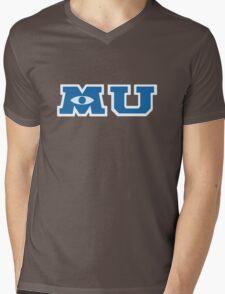 Monsters university Mens V-Neck T-Shirt