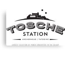 Tosche Station Canvas Print