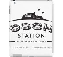 Tosche Station iPad Case/Skin