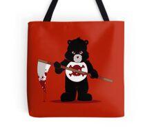 Scare Bear Tote Bag