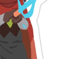 Hyper Light Drifter-The Drifter Sticker