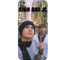 Kian and Jc City  iPhone Case/Skin