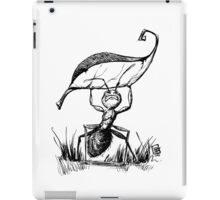 One Strong Ant iPad Case/Skin
