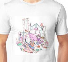 messy room Unisex T-Shirt