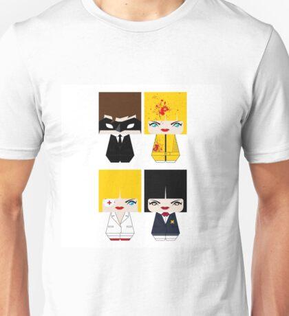 funny danbo Unisex T-Shirt