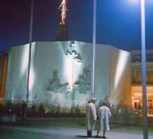 The Vatican Pavilion by John Schneider