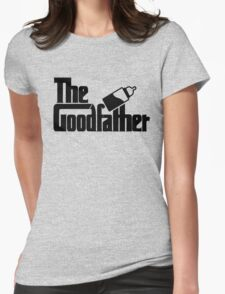 The Goodfather version 1 Womens Fitted T-Shirt