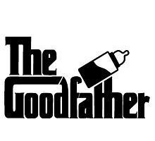 The Goodfather version 1 Photographic Print