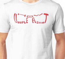 How Unpleasant Unisex T-Shirt