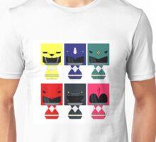 six ranger danbo Unisex T-Shirt