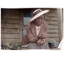 Woman in the Great Depression Poster