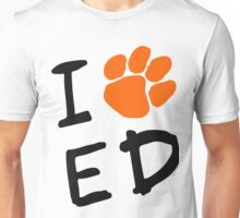I Love Ed Sheeran Unisex T-Shirt