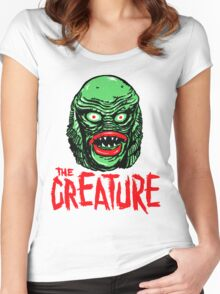 CREATURE from the BLACK LAGOON Women's Fitted Scoop T-Shirt