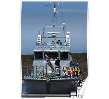 HMS Biter Poster