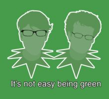 It's not easy being Green by 24hoursayear