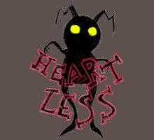 heartless 2 Womens Fitted T-Shirt