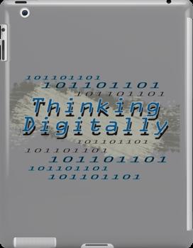 Thinking Digitally by vampyba