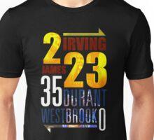 OKC Thunder - CLEVELAND Cavaliers Unisex T-Shirt