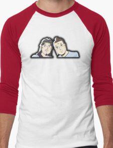 Saint Young Men Jesus and Buddha! Men's Baseball ¾ T-Shirt