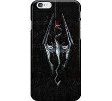 Skyrim Imperial Dragon iPhone Case/Skin