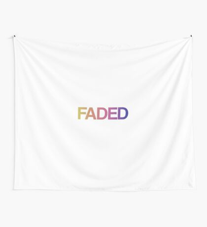 Faded Wall Tapestry