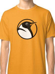 linux penguin circle logo Classic T-Shirt