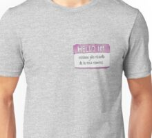 Hello, I'm Unisex T-Shirt