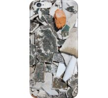 Material at a Demolition Site iPhone Case/Skin