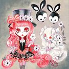 Sweet Gothic Party by TenshiNoYume