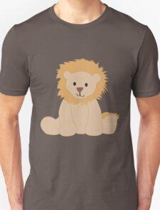 Cute Lion Unisex T-Shirt