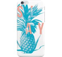 Fineapple iPhone Case/Skin