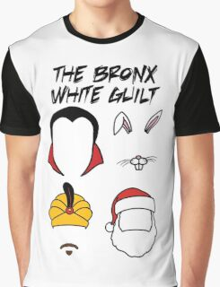 The Bronx - White Guilt (Usual Suspects) Graphic T-Shirt