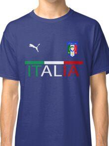 Euro 2016 Football - Italy Classic T-Shirt