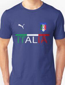 Euro 2016 Football - Italy Unisex T-Shirt