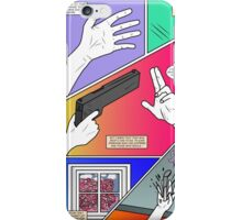 Colour of Emotion iPhone Case/Skin