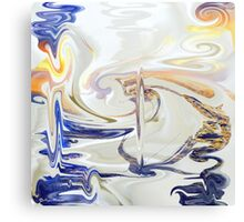 Abstract- 21  Art + Products Design  Canvas Print