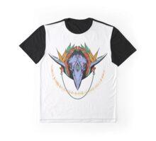 Paradise Crow Graphic T-Shirt