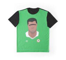 Paul McGrath Graphic T-Shirt